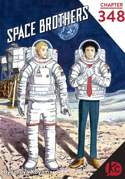 Space Brothers Chapter 348