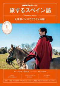 NHKテレビ 旅するスペイン語 2020年1月号