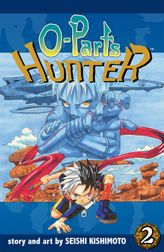 O-Parts Hunter, Vol. 2