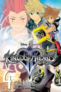 Kingdom Hearts II, Vol. 4