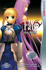 Fate/stay night, Vol. 6