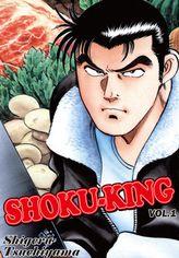 [Bundle Set 50% OFF] SHOKU-KING, Volume 1-10