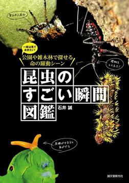 昆虫のすごい瞬間図鑑-電子書籍
