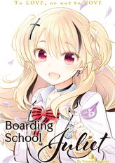 Boarding School Juliet Volume 5