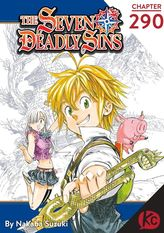 The Seven Deadly Sins Chapter 290