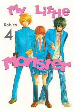 My Little Monster 4-電子書籍