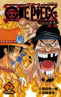 ONE PIECE novel A 2 新世界篇