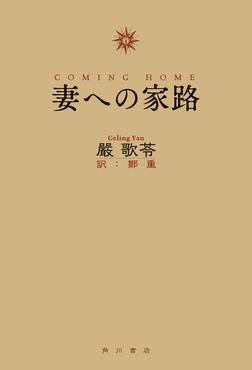 妻への家路-電子書籍