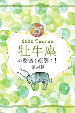 2020年の牡牛座の秘密を紐解く!-電子書籍