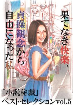 果てなき快楽、貞操観念から自由になった私 -「小説秘戯」ベストセレクションvol.5-電子書籍