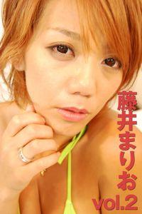 A級保存★グラビアクイーン 藤井まりお vol.2