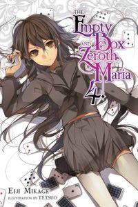 The Empty Box and Zeroth Maria, Vol. 4
