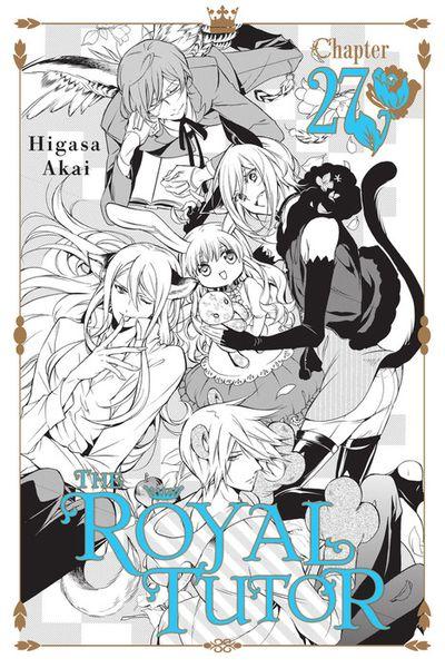 The Royal Tutor, Chapter 27