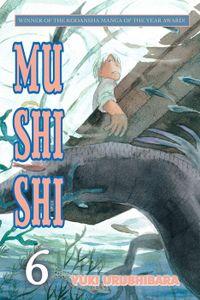 Mushishi Volume 6