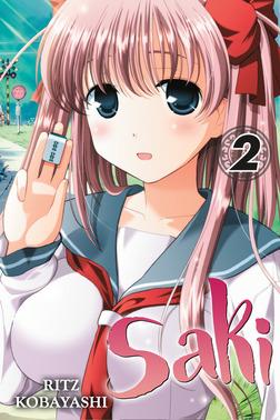 Saki, Vol. 2-電子書籍