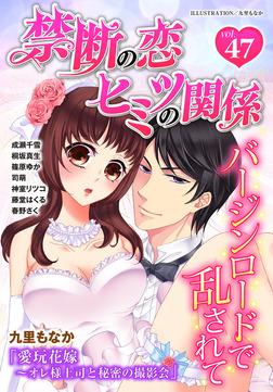 禁断の恋 ヒミツの関係 vol.47-電子書籍
