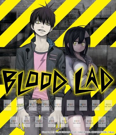 Blood Lad, Vol. 1: Bookshelf Skin [Bonus Item]