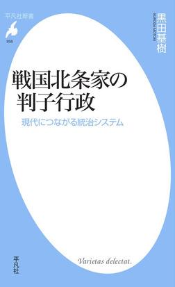 戦国北条家の判子行政-電子書籍