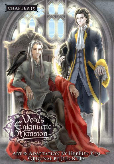 Void's Enigmatic Mansion, Chapter 19