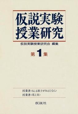 仮説実験授業研究 第2期 1-電子書籍