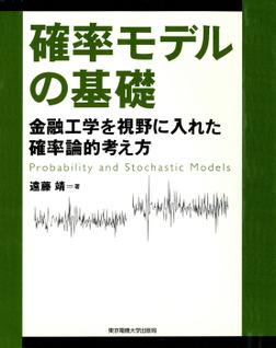 確率モデルの基礎 金融工学を視野に入れた確率論的考え方-電子書籍