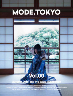 MODE.TOKYO Vol.00 日本語版-電子書籍