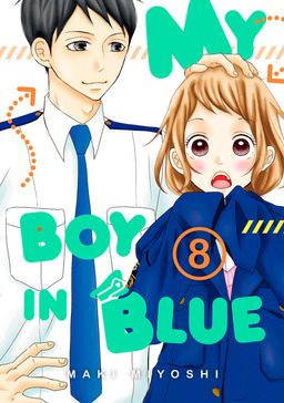 My Boy in Blue 8