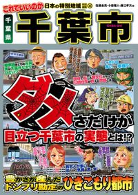 日本の特別地域 特別編集33 これでいいのか 千葉県 千葉市