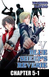 BLUE SHEEP'S REVERIE (Yaoi Manga), Chapter 5-1