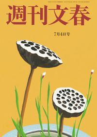 週刊文春 7月4日号