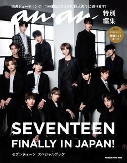 anan特別編集 SEVENTEEN FINALLY IN JAPAN! セブンティーン スペシャルブック-電子書籍