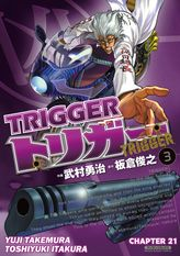 TRIGGER, Chapter 21