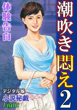 【体験告白】潮吹き悶え02 『小説秘戯』デジタル版Light-電子書籍