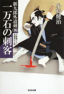 一万石の刺客~新九郎外道剣(四)~-電子書籍