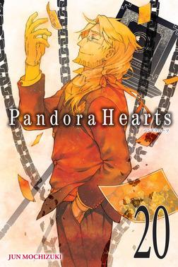 PandoraHearts, Vol. 20-電子書籍