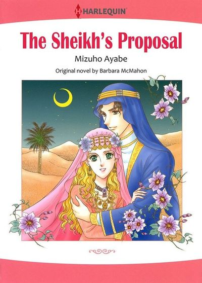 THE SHEIKH'S PROPOSAL