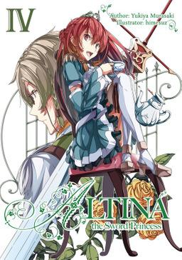 Altina the Sword Princess: Volume 4