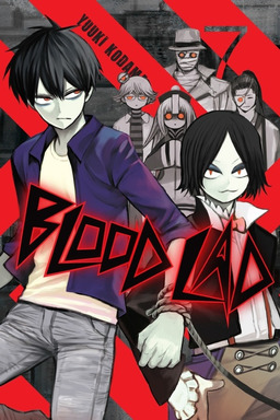 Blood Lad, Vol. 7
