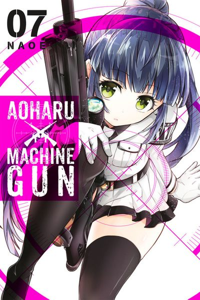 Aoharu X Machinegun, Vol. 7