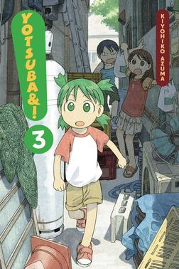 Yotsuba&!, Vol. 3-電子書籍