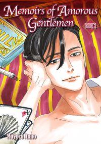 Memoirs of Amorous Gentlemen Book(コルク)