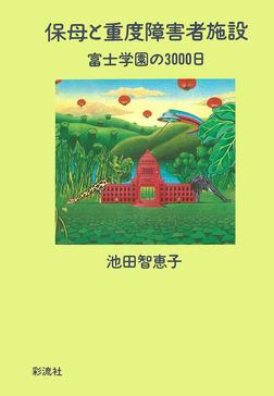 保母と重度障害者施設 富士学園の3000日-電子書籍