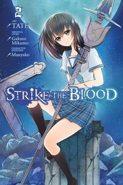 Strike the Blood, Vol. 2-電子書籍
