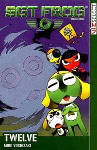 Sgt. Frog, Vol. 12