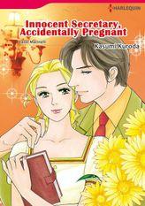 INNOCENT SECRETARY, ACCIDENTALLY PREGNANT