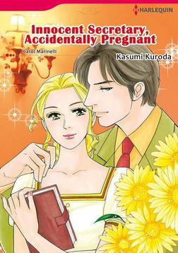INNOCENT SECRETARY, ACCIDENTALLY PREGNANT-電子書籍