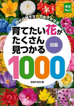 育てたい花がたくさん見つかる図鑑1000-電子書籍