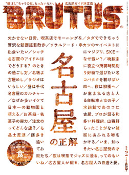 BRUTUS(ブルータス) 2019年 7月1日号 No.895 [名古屋の正解]-電子書籍