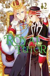 The Royal Tutor, Vol. 12