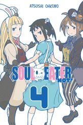 Soul Eater NOT!, Vol. 4